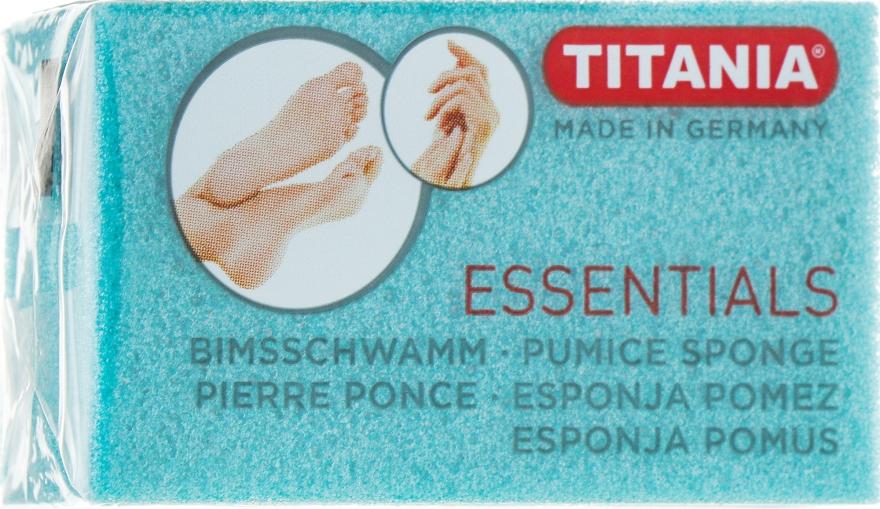 Пемза, маленькая, бирюзовая - Titania