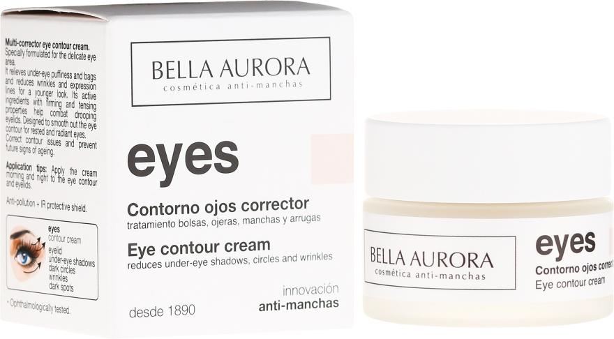 Крем для области вокруг глаз - Bella Aurora Eye Contour Cream