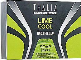 """Духи, Парфюмерия, косметика Натуральное мыло для мужчин """"Лайм"""" - Thalia Lime Cool Soap"""