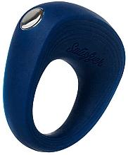 Духи, Парфюмерия, косметика Эрекционное кольцо, синее - Satisfyer Rings 2