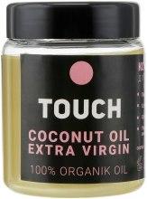 Кокосовое масло для тела и волос - Touch Coconut Oil Extra Virgin — фото N1