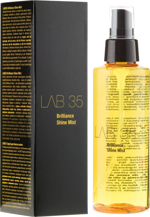 Спрей для блеска волос - Kallos Cosmetics Brilliance Shine Mist