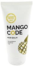 Духи, Парфюмерия, косметика Бальзам придающий объем с экстрактом манго - Good Mood Mango Code Hair Volume Balm