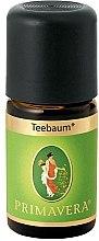 Духи, Парфюмерия, косметика Масло чайного дерева - Primavera Organic Tea Tree Oil
