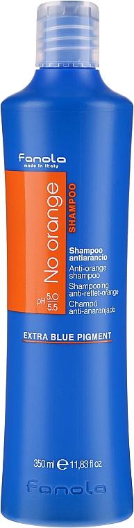 Анти-оранжевый шампунь - Fanola No-Orange Shampoo