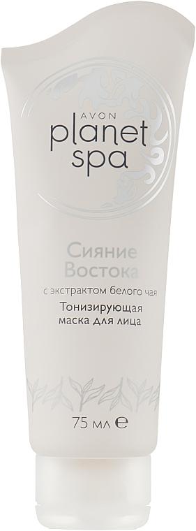 """Тонизирующая маска """"Сияние востока"""" с экстрактом белого чая - Avon Planet SPA Oriental Radiance Facial Mask"""
