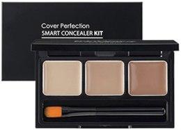Духи, Парфюмерия, косметика Набор консилеров - The Saem Cover Perfection Smart Concealer Kit
