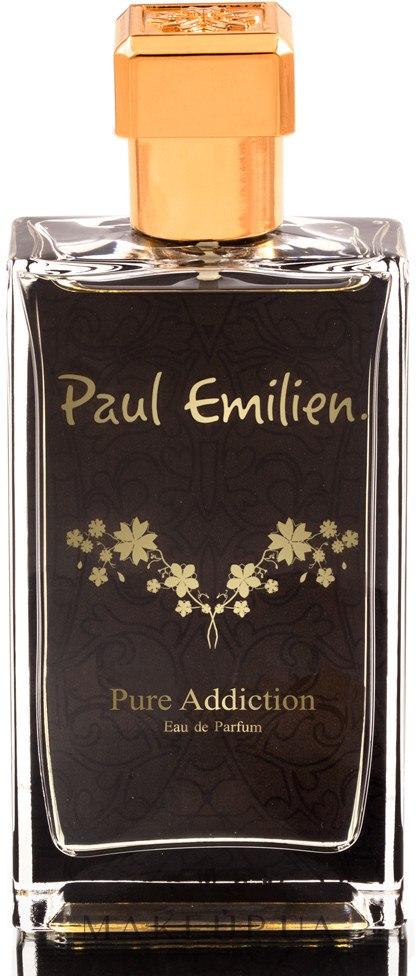 Makeup Paul Emilien Pure Addiction парфюмированная вода тестер