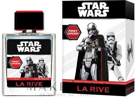 La Rive Star Wars First Order - Таулетная вода: купить ... - MAKEUP