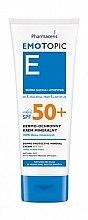 Духи, Парфюмерия, косметика Дермозащитный крем для лица и тела SPF 50+ - Pharmaceris Emotopic Mineral Protection Cream SPF 50+