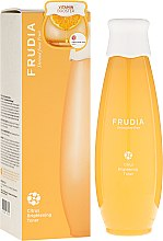 Духи, Парфюмерия, косметика Осветляющий тоник для лица - Frudia Brightening Citrus Toner