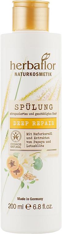 """Кондиционер для волос """"Глубокое восстановление"""" - Herbaflor Conditioner Deep Repair"""