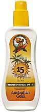 Духи, Парфюмерия, косметика Спрей-гель - Australian Gold Spray Gel Sunscreen Clear SPF 15
