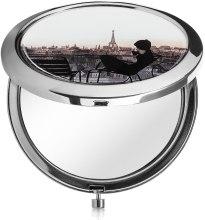 """Зеркальце карманное """"Ночной париж"""" - Devays Maker — фото N2"""