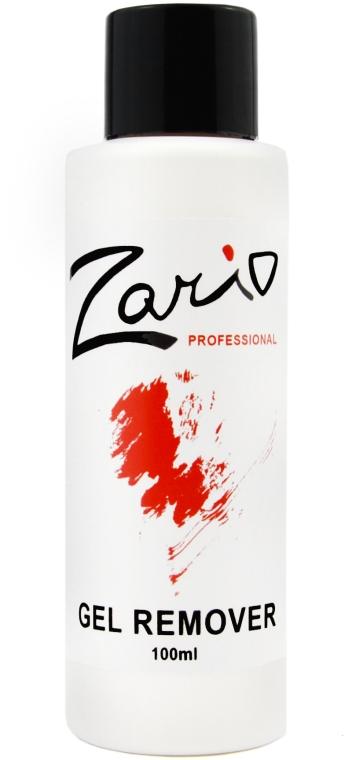 Жидкость для снятия гель-лака - Zario Professional Gel Remover