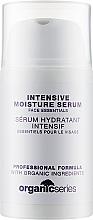 Духи, Парфюмерия, косметика Интенсивно увлажняющая сыворотка - Organic Series Intensive Moisture Serum (мини)