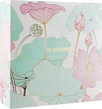 Парфумерія, косметика Набір - Mr.Scrubber Secret Flowers (ton/80ml + cr/30ml + lip/scr/30ml + b/milk/125ml + b/scr/300ml + sh/gel/125ml + b/spray/60ml + b/shimmer/60ml)