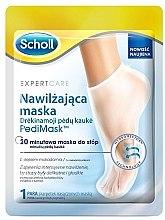 Духи, Парфюмерия, косметика Маска для ног - Scholl Expert Care Foot Mask