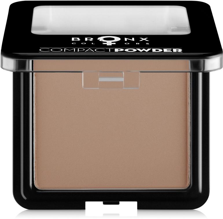 Компактна пудра - Bronx Colors Compact Powder — фото N1