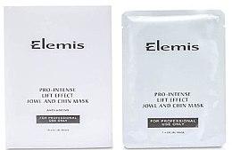 Духи, Парфюмерия, косметика Маска для шеи и подбородка с эффектом лифтинга - Elemis Pro-Intense Lift Effect Jowl and Chin Mask For Professional Use Only