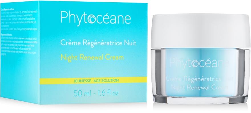 Ночной восстанавливающий крем - Phytoceane Night Renewal Cream
