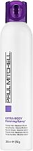 Духи, Парфюмерия, косметика Фиксирующий спрей для экстраобъема сильной фиксации - Paul Mitchell Extra-Body Finishing Spray