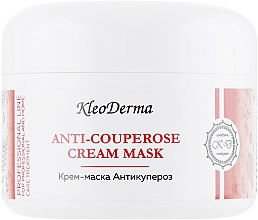 "Духи, Парфюмерия, косметика Крем-маска ""Антикупероз"" - KleoDerma Anti-Couperose Cream Mask"