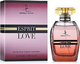 Духи, Парфюмерия, косметика Dorall Collection Espirit Love - Туалетная вода