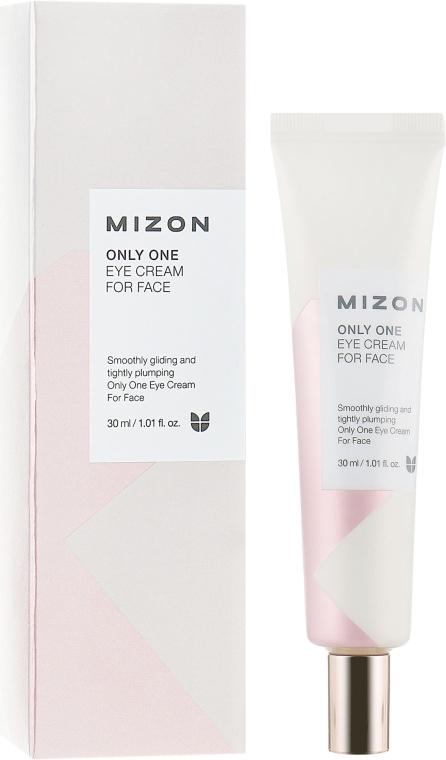 Многофункциональный крем для области вокруг глаз и губ - Mizon Only One Eye Cream For Face