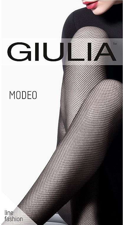 """Колготки для женщин """"Modeo Model 2"""" 60 Den, nero - Giulia"""
