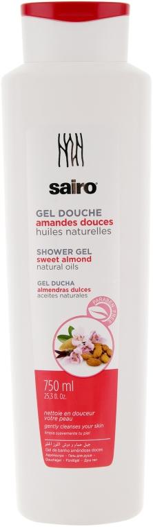 "Гель для душа ""Сладкий миндаль"" - Sairo Sweet Almond Shower Gel"