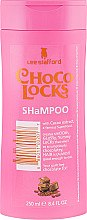 Духи, Парфюмерия, косметика Шампунь для придания гладкости волосам с экстрактом какао - Lee Stafford Choco Locks Shampoo