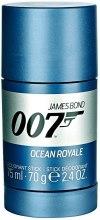 Духи, Парфюмерия, косметика James Bond 007 Ocean Royale - Дезодорант-стик
