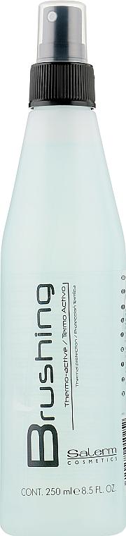 Лосьон для укладки волос и быстрой сушки - Salerm Brushing