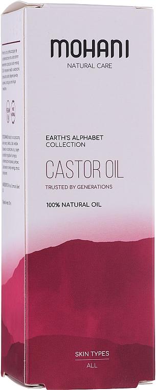 """Масло для лица и тела """"Касторовое"""" - Mohani Precious Oils Castor Oil"""
