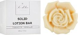 Духи, Парфюмерия, косметика Натуральный твердый лосьон для тела - Le Delice Solid Lotion Bar Tobacco Vanille