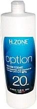 Духи, Парфюмерия, косметика Оксидант перекиси водорода 20vol 6% - H.Zone Option Oxy