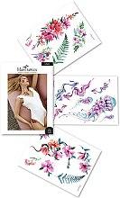 Духи, Парфюмерия, косметика Набор переводных тату - Miami Tattoos Hawaii by Anna Limanskaya
