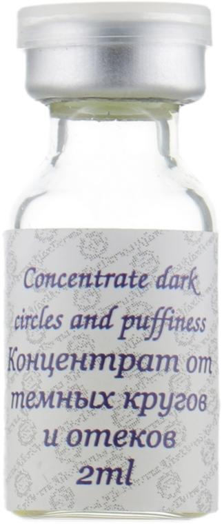 Концентрат от темных кругов и отеков - Anti-Dark Circles and Puffiness Concentrate
