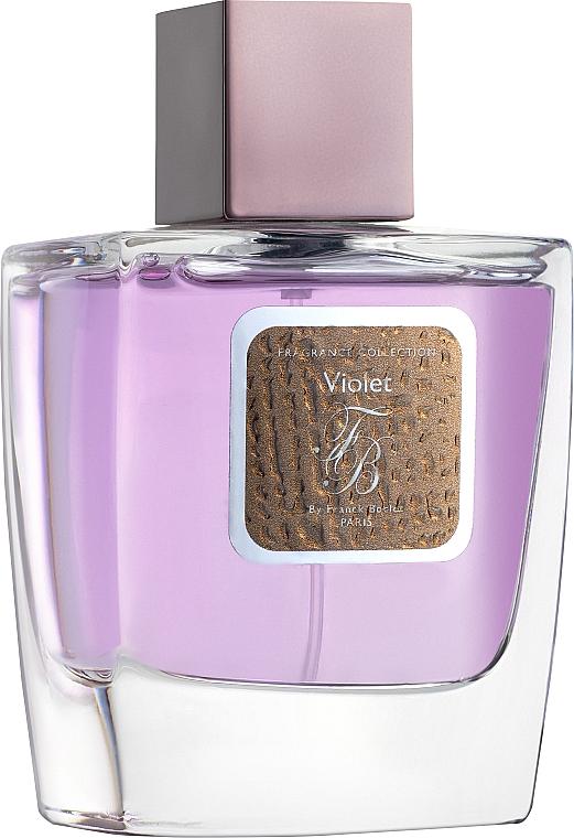 Franck Boclet Violet - Парфюмированная вода (тестер с крышечкой)