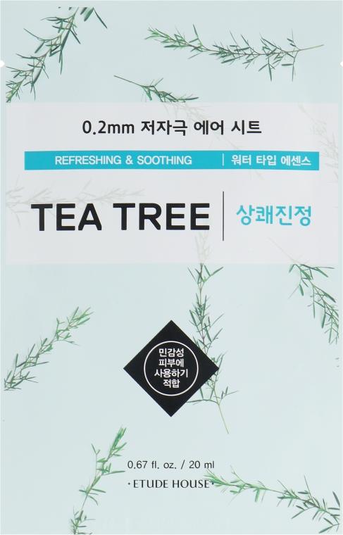 Маска для проблемной кожи с экстрактом чайного дерева - Etude House Therapy Air Mask Tea Tree
