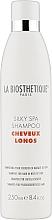 Парфумерія, косметика Шампунь для пошкодженого волосся - La Biosthetique Cheveux Longs Spa Silky Shampoo