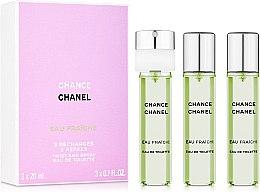 Духи, Парфюмерия, косметика Chanel Chance Eau Fraiche - Туалетная вода (сменный блок)