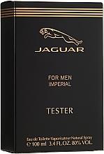 Духи, Парфюмерия, косметика Jaguar Imperial For Men - Туалетная вода (тестер без крышечки)