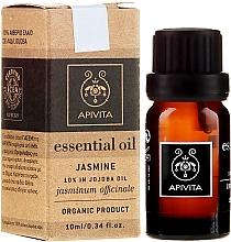 """Духи, Парфюмерия, косметика Эфирное масло """"Жасмин"""" - Apivita Aromatherapy Organic Jasmine Oil"""
