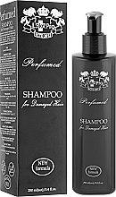 Духи, Парфюмерия, косметика Шампунь парфюмированный для поврежденных волос - LekoPro Perfumed Shampoo For Demaged Hair
