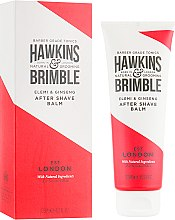Духи, Парфюмерия, косметика Бальзам после бритья - Hawkins & Brimble Elemi & Ginseng Post Shave Balm