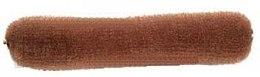 """Духи, Парфюмерия, косметика Резинка-шиньон для волос """"Banan"""" 10222BN, 180 мм, Brown - Kiepe"""