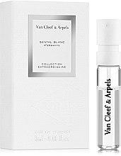 Духи, Парфюмерия, косметика Van Cleef & Arpels Collection Extraordinaire Santal Blanc - Парфюмированная вода (пробник)