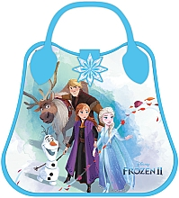"Духи, Парфюмерия, косметика Набор детской косметики в сумочке ""Weekender"" - Markwins Disney Frozen II"